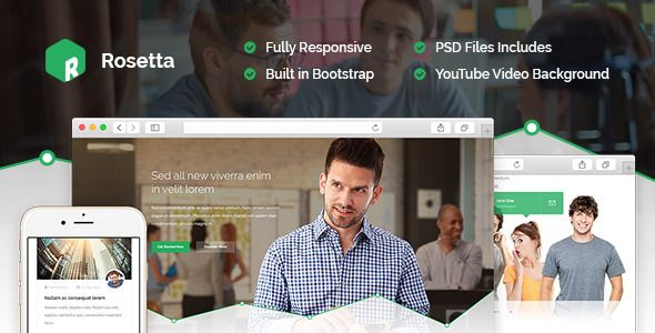 Rosetta – Multipurpose HTML Template by Svetlov WordPress Version Rosetta â€?20a multipurpose HTML template. You can use it for promotion agencies,…