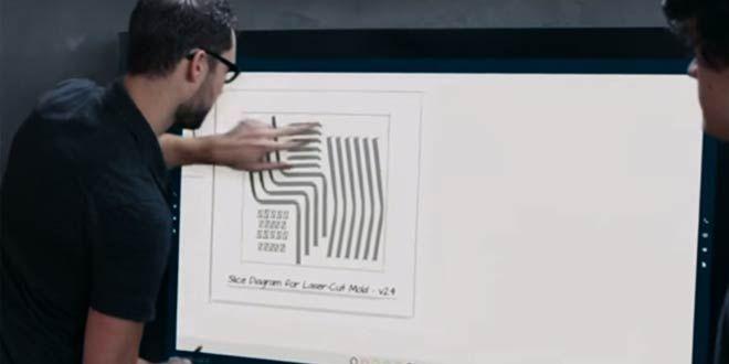 Microsoft, geçtiğimiz yıl Microsoft Hub adlı dev ekranlı akıllı tahtasını tanıtmış ancak, cihazın çı...