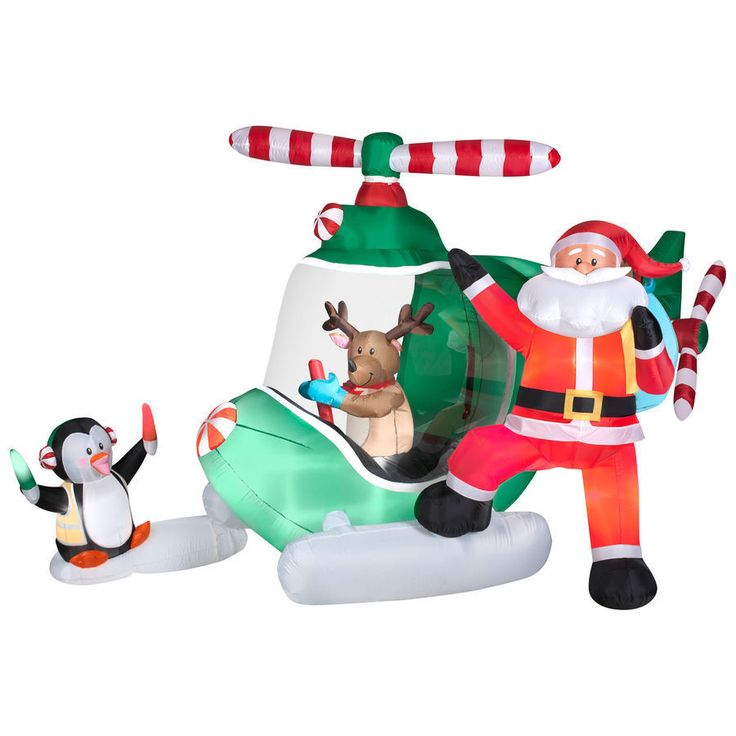 Best christmas inflatables decorations images on