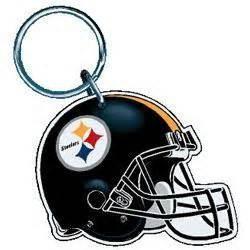 Pittsburgh Steelers premium acrylic key ring
