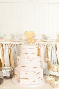 The Perfect Blend | Dessert Table Inspiration | featuring cakes by Sweet On You