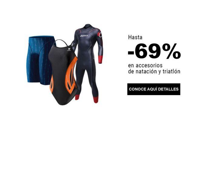 En Wiggle ofrecen sus rebajas en ropa y accesorios para triatlón y natación con descuentos de hasta el 69%. Conoce más detalles aquí.