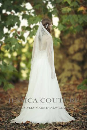 Bernita - Jessica Couture, exclusively designed and made in New Zealand