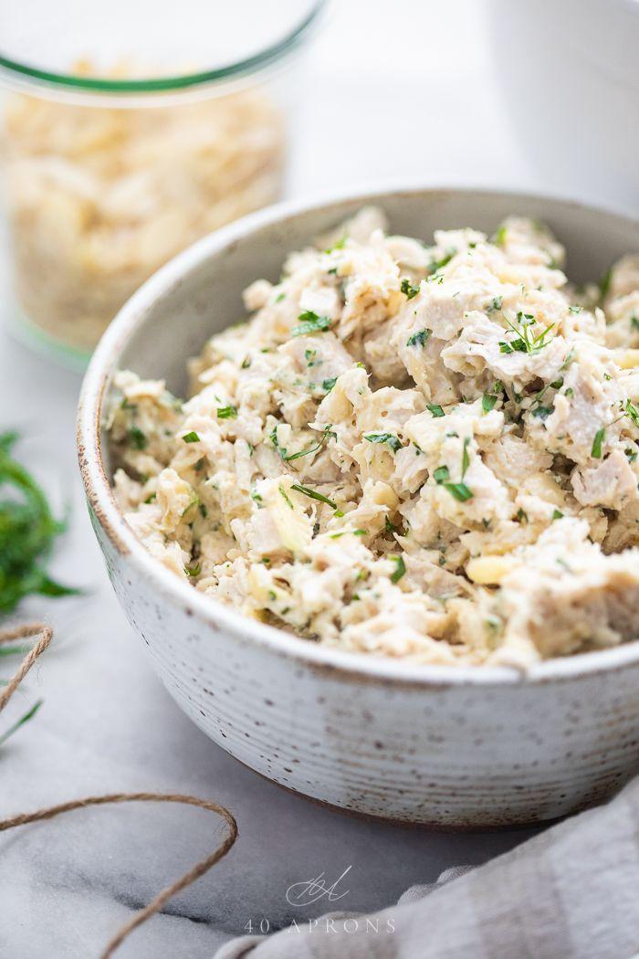 Mar 21, 2020 – Tarragon Chicken Salad with Almonds, #almonds #Chicken #chickensaladrecipe #Salad #Tarragon