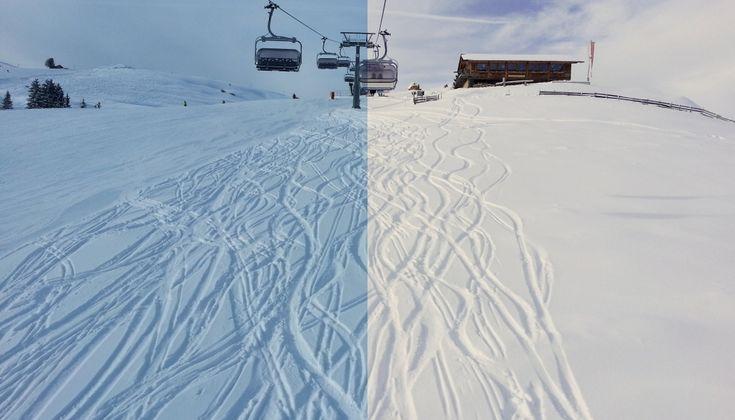 Vraťte na zimních snímcích bílou barvu sněhu a opravte chybnou expozici, stejně jako jsme to provedli my na snímku, který nám zaslal Jiří Šrámek. Fotografování jednolité světlé plochy dokáže automatiku fotoaparátu značně potrápit a nepoužijete-li správný scénický režim nebo neprovedete ruční korekci naměřených expozičních parametrů, obdržíte podexponovaný snímek svýrazným barevným posunem kmodré barvě. Fotografii lze velmi jednoduše opravit vprogramu