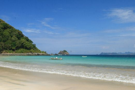 Selong Belanak Beach. This beach is located the furthest out of all beaches available along the South Lombok coastline....