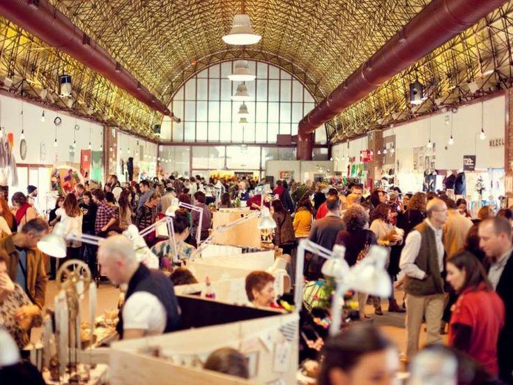 Mercados en Madrid