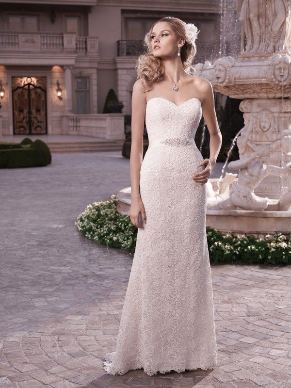 2131 Casablanca Wedding Dress