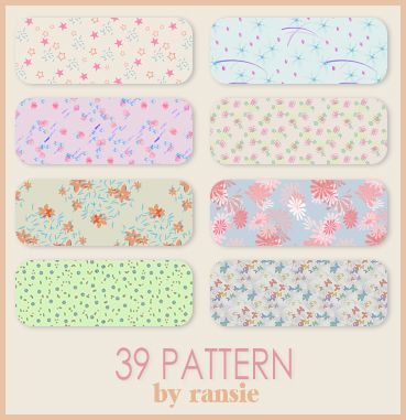 Pattern 13 - Photoshop Patterns | BrushLovers.com