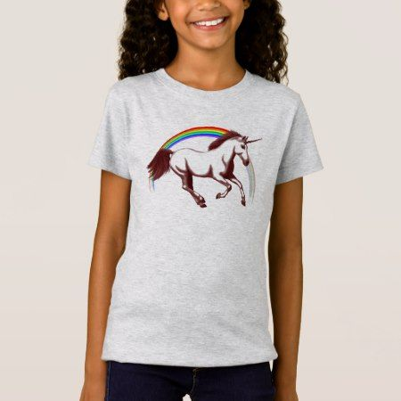Laura's Logan Unicorn Shirt - click to get yours right now!