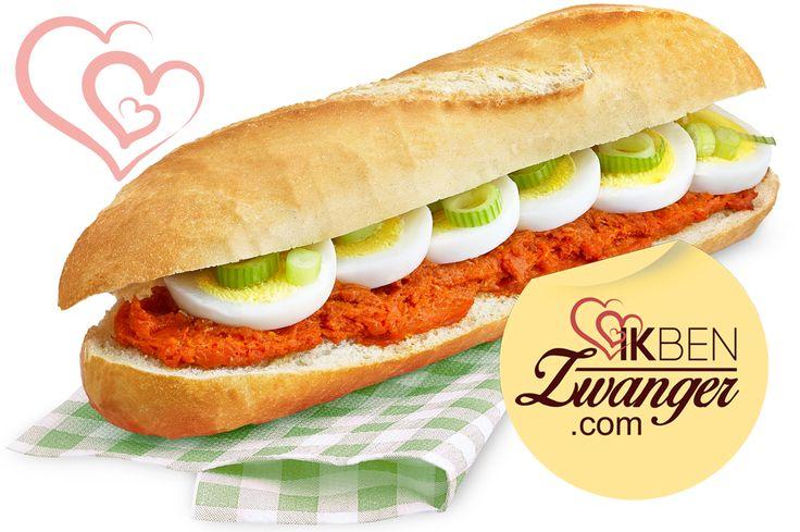 Lunchrecept van de week: Dit broodje filet americain mogen zwangeren wél!  Hier worden we blij van! LIKE en DEEL #ikbenzwanger #recept #eten http://www.ikbenzwanger.com/recept-zwangerschap-lunchrecept-broodje-filet-americain-mag-wel-gezond-eten-koken-amber.php