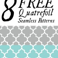 basketball shoes 2014 images 8 Free Quatrefoil Seamless Patterns   Free For Commercial Use