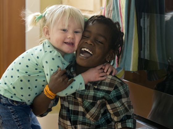 Why adopt from there when there are children here? Great blog about adopting from other countries