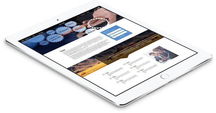 Een responsive website laten maken die op alle apparaten werkt