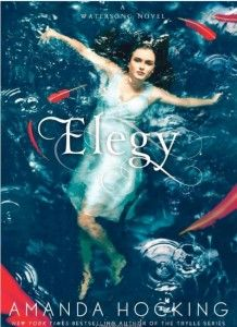 Maria's Teen Scene - Review + Giveaway http://www.lazyday.ca/elegy