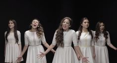 These girls mash up Disney Princess songs and it's the best thing ever. Literally in love with this!