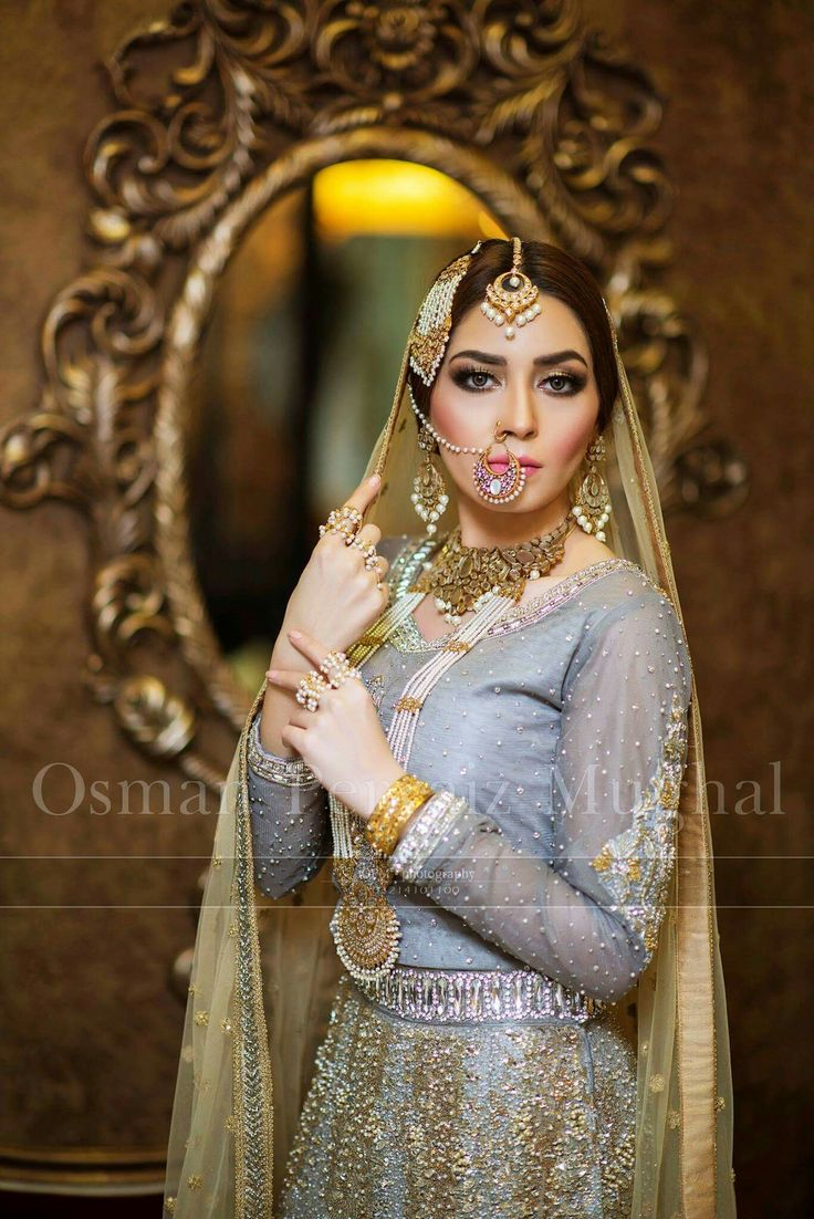 Ayyan ali bridal jeweller photo shoot design 2013 for women - Bridal Jewellery Pakistan
