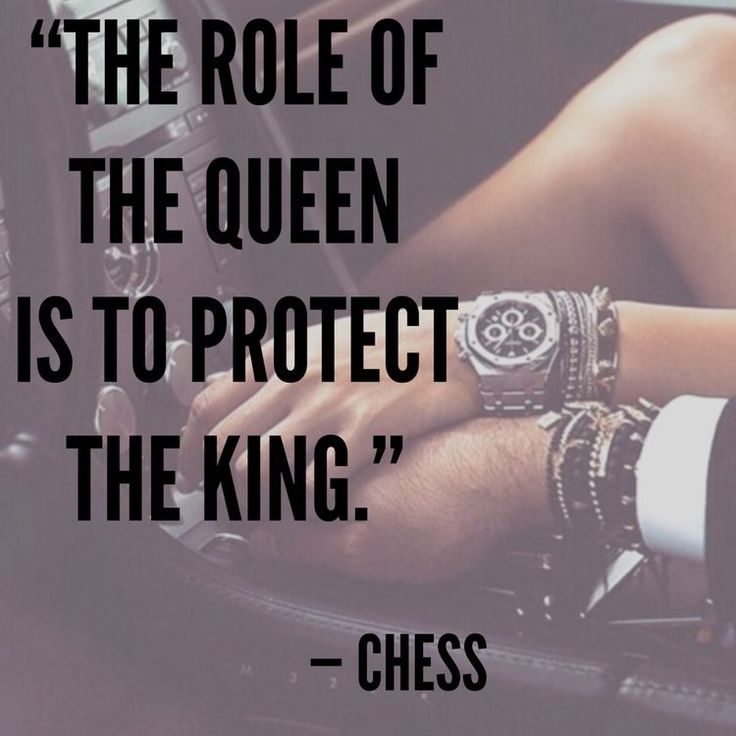 Queen Quotes King His N My