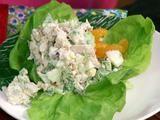 Picture of Nutty Orange Chicken Salad Recipe