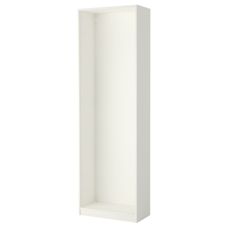 IKEA - PAX white Wardrobe frame Frame colour: