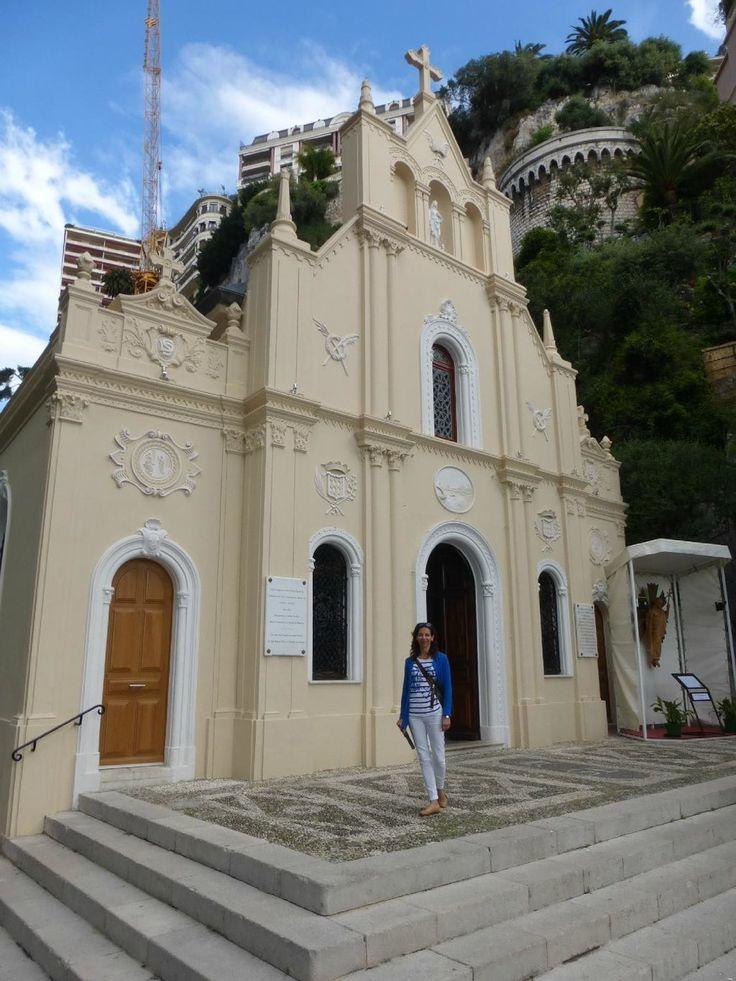 Chapelle Sainte Devote - Monte-Carlo, Monaco