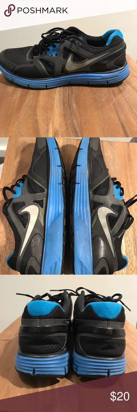 Nike Lunarglide 3 Running Shoes - Size 11.5 The shoes are worn but still in great condition. Shoes include Nike+ technology. Nike Shoes Athletic Shoes