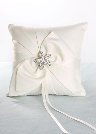 Cute ring bearer pillow