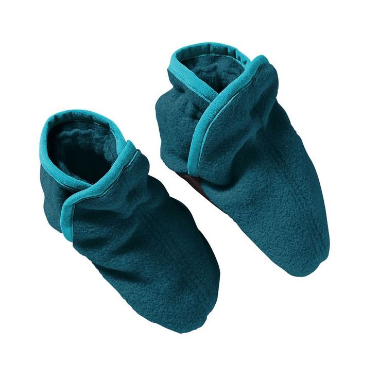 Patagonia BABY SYNCH BOOTIES, Deep Sea Blue (DSE) - $29.00