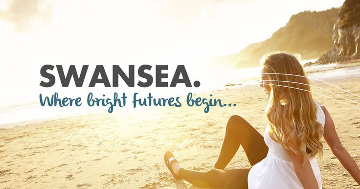 Discover what Swansea Uni can do for you and your future
