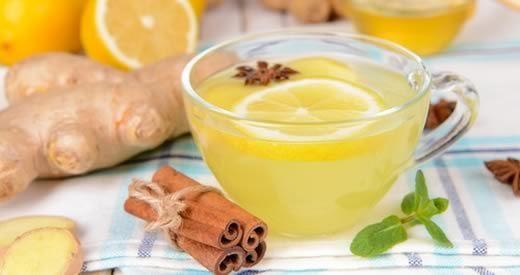 limone cannella zenzero stomaco