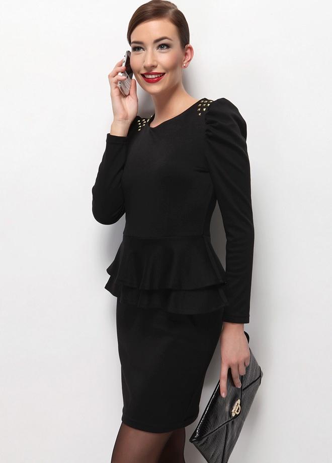 Best of Black - PİTTİ Elbise Markafoni'de 87,90 TL yerine 24,99 TL!