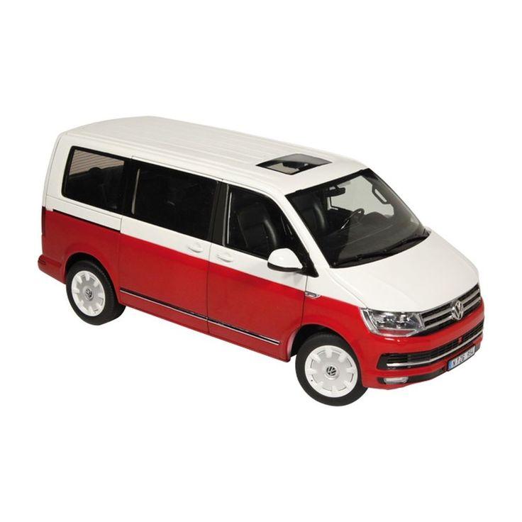 VW Multivan T6 (1:18) NZG