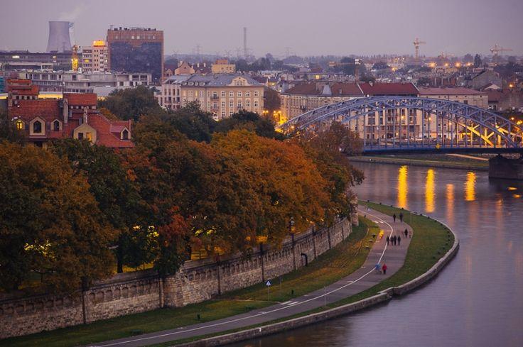 Inwestycje w stulecie połączenia z Podgórzem - Aktualności - Love Kraków