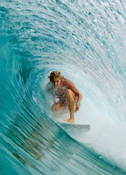 La foto de surf de elenagelmii