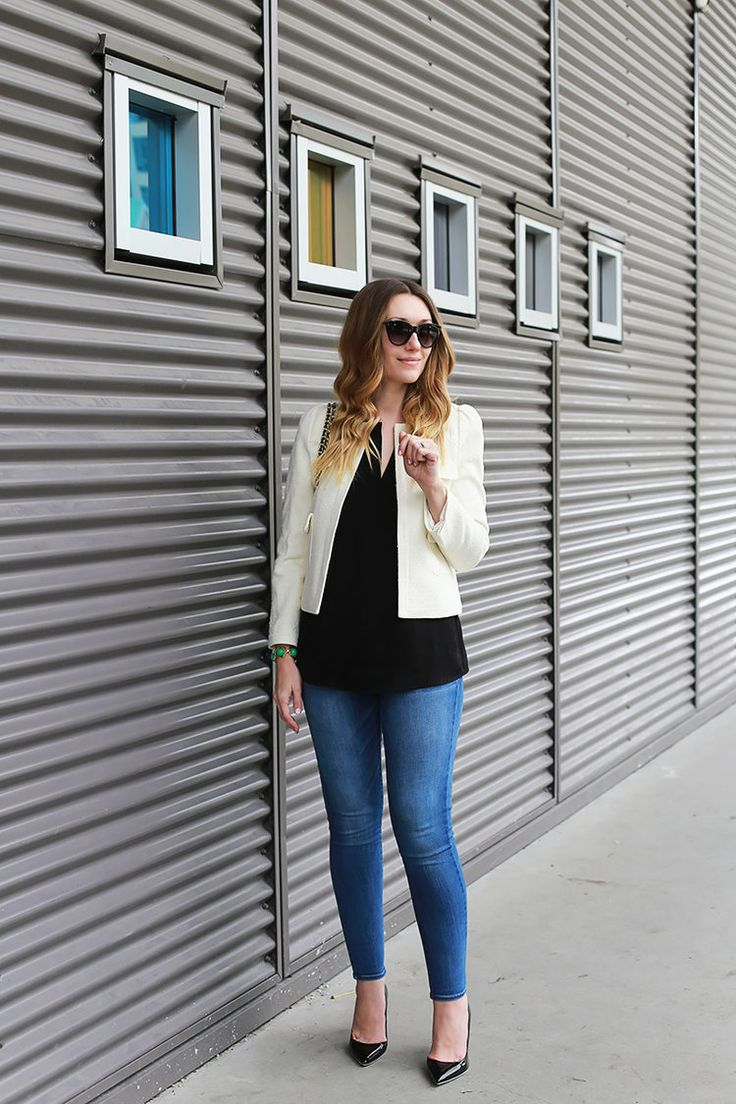 "Girl & Closet ""The Perfect Blazer"" (life + style blog)"
