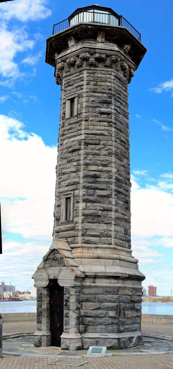 Roosevelt Island Lighthouse - 1872