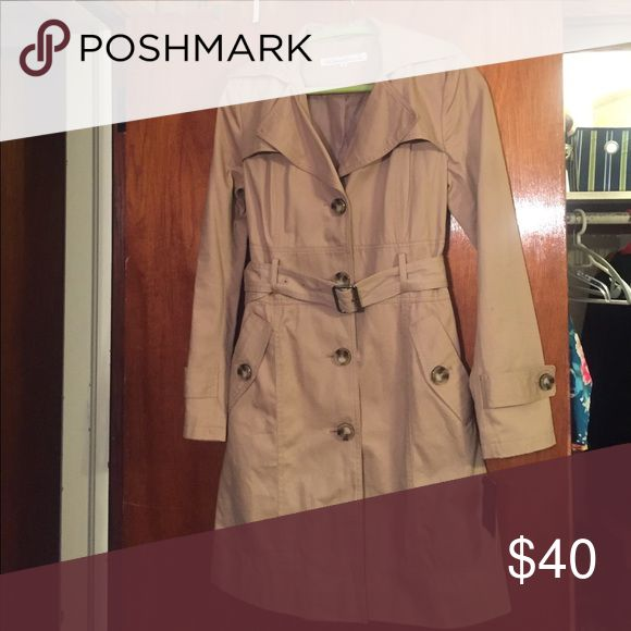 Women's rain coat Kenneth Cole New York Kenneth Cole Jackets & Coats Trench Coats