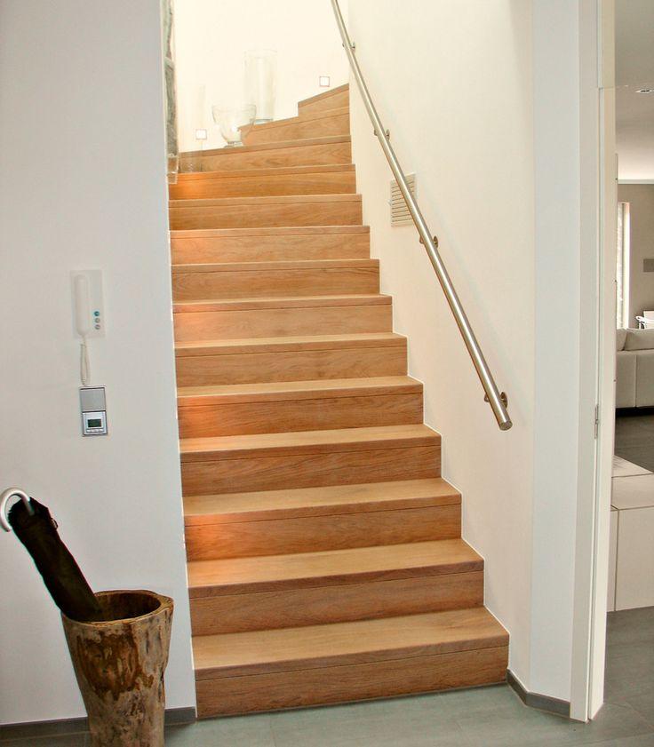 buchertreppen betontreppe holzstufen und treppe