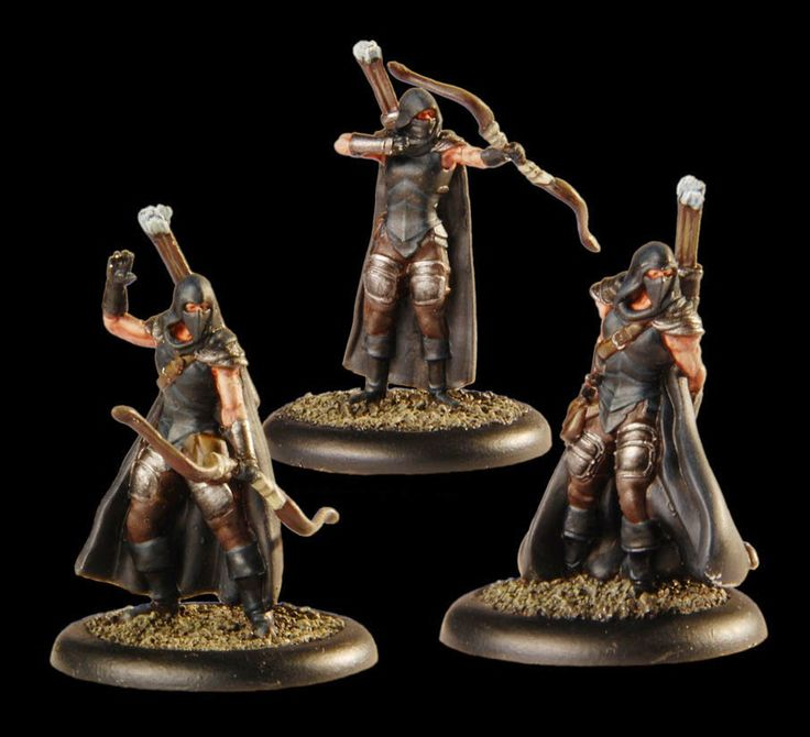 Action Games Miniatures - New DRAKE Releases