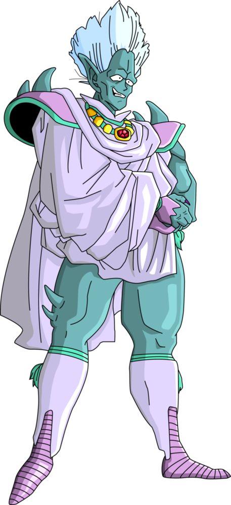Nicky es un soldado de Garlick Jr. Aparece en la película de Dragon Ball Z ¡¡Devuélvanme a mi Gohan!!