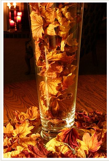 leaves, this is cool for Autumn decorating