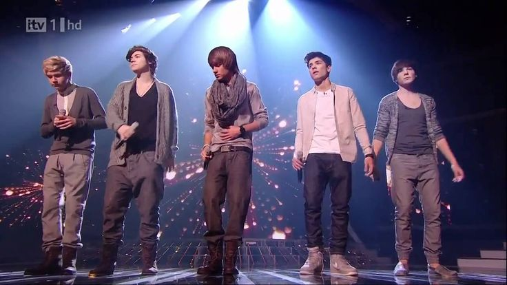[HD] Take That & One Direction - Never Forget - The X Factor 12-12-2010