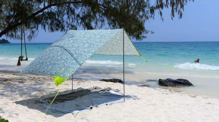 miasun : Offrez-vous de l'ombre - Beach shade product made in France⎢Tente de plage fabriqué en France - UPF 15 - the original miasun online / eshop