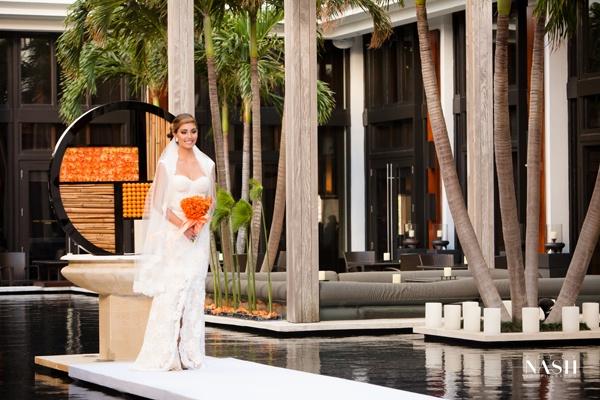 The Setai, Miami Beach, Florida wedding venue | Photo: Patty Nash Photography