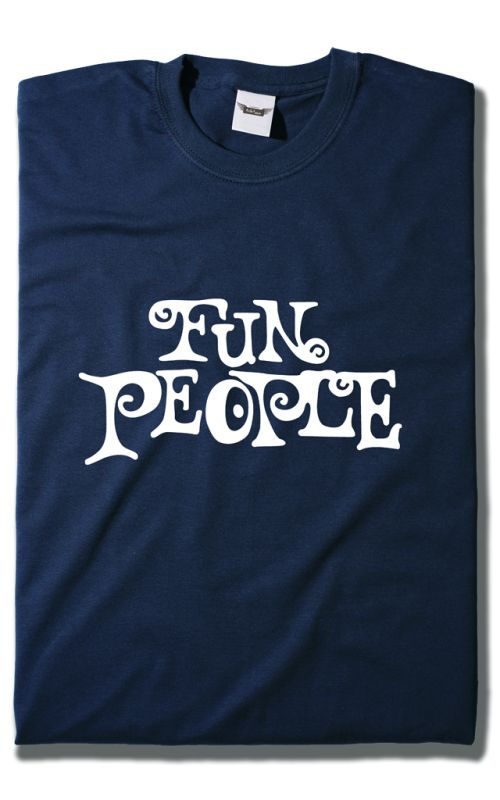 Camiseta Fun People