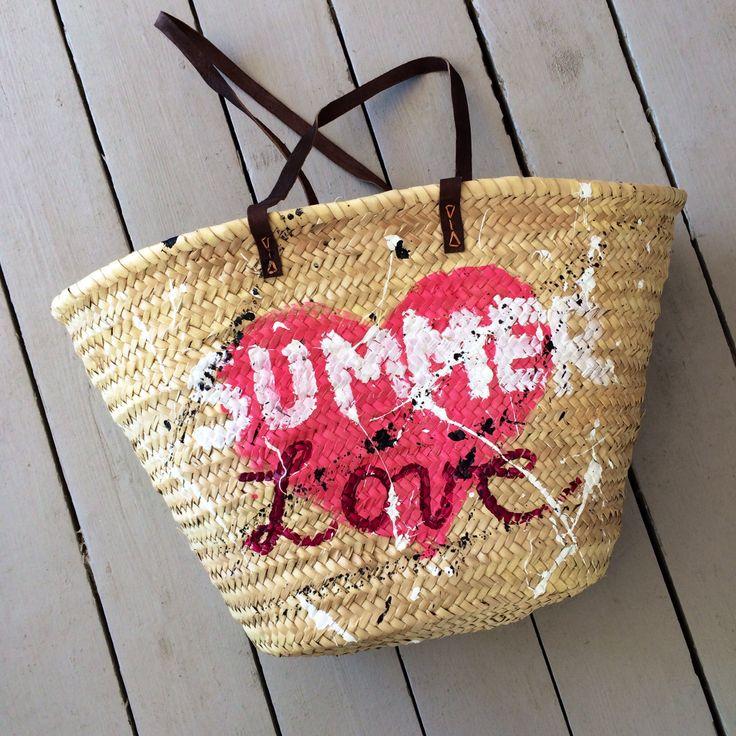 Summer love Beach bag  at www.storymood.com