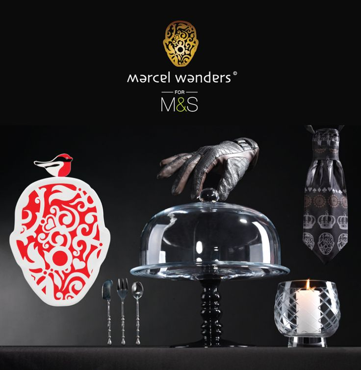 Marcel Wanders for Marks and Spencer