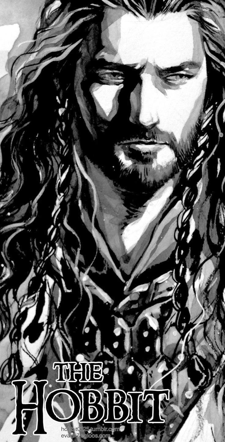 Thorin - Escudo de Roble <3