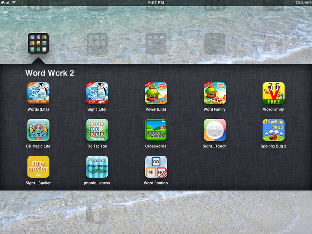 "Follow First Grade: ""Daily 5"" Word Work Apps on the iPad"