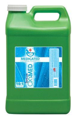 Tropiclean Oxymed Medicated Dog Shampoo 2.5 gal